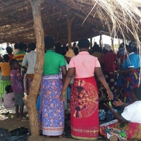 Makunula village - Planting of new church: Sept 2018